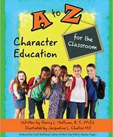 Children's character education activity book
