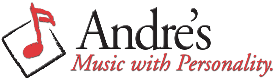 Andre's Music with Personality