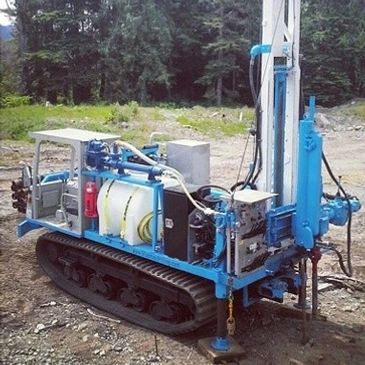 Blue Max Drilling - Environmental Geotechnical, Construction
