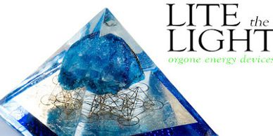 Orgone pyramids by LitetheLight are made with the highest intention to amplify and restore the harmo