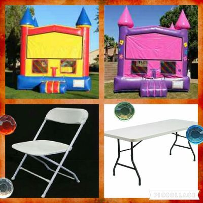 park renal, inflatable bounce house for park rental.