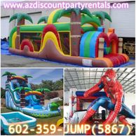 Bounce house rentals, inflatable bounce ouse, jumpers, jump house, moonwalks, bouncie house.