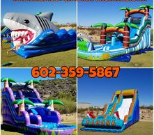 watersldie, water slide, waterslide rental, water slide rentals, party rentals.