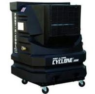 porta cooler, misting fan, outdoor ac, outdoor air conditioning.