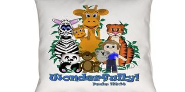 Wonderfully made Psalms shirts products bedding