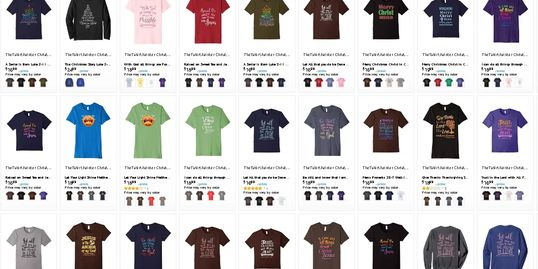 Christian T-Shirts and products