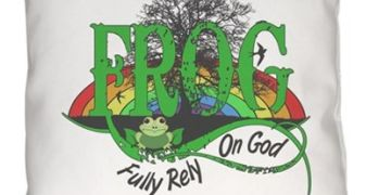 FROG fully rely on God shirts and products