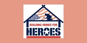 Building Homes for Heroes support our troops