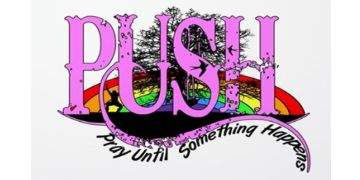 PUSH Pray Until Something happens pink shirts products