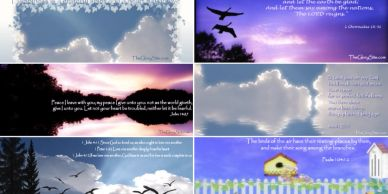 Free Bible Verse Facebook Page Banners