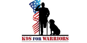 K9s for Warriors dogs for our service members