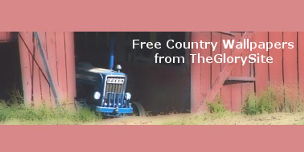 Free Farm and Country Wallpapers from TheGlorySite