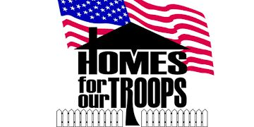 Homes for our Troops Support our Troops