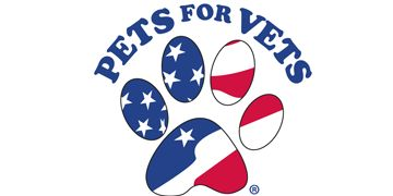 Pets for Vets service animals our Veterans