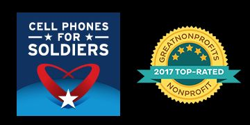 Cell phones for soldiers support our Military