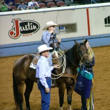 AQHYA Ford Build Tough World Show