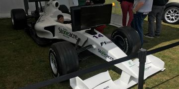 F1 Driving Simulator