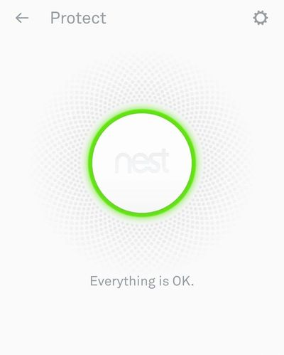 nest protect alarm