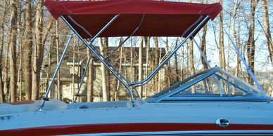 Boat Snap on covers | Permatop Boat Canvas and Upholstery