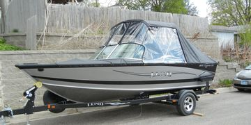 Lund Boat Canvas Minnetonka Minneapolis Minnesota And