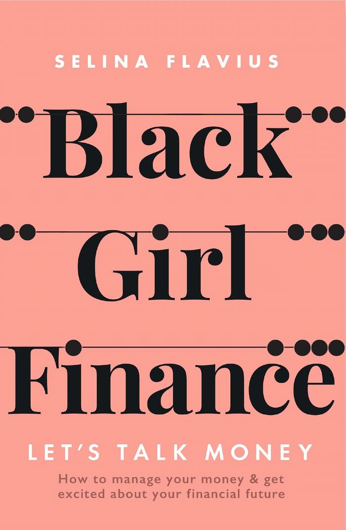 Black Girl Finance book cover