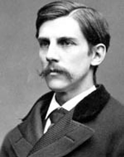 Photo of Oliver Wendell Holmes, Jr in public domain