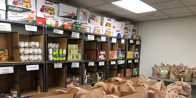Helping Feed the hungry The Food Closet at First Baptist Church of Silver Spring The Church Downtown