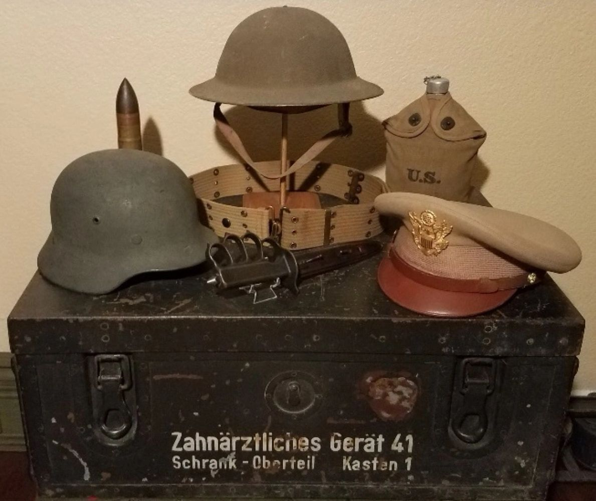 Cactus Military Collectibles