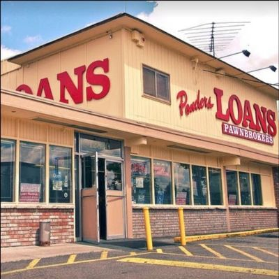 Ponders Loans Pawnbrokers Pawnshop Pawn Shop