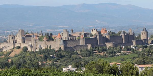UNESCO World Heritage Site at Carcassonne must not be missed.