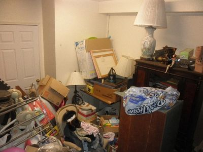 Junk removal, Clear my space, Storage clean up, Attic cleaning, Basement clean up.