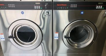 Laundry, Laundromat, Fluff and Fold, Laundry Service, Coin Laundry, Pick Up & Delivery, Commercial