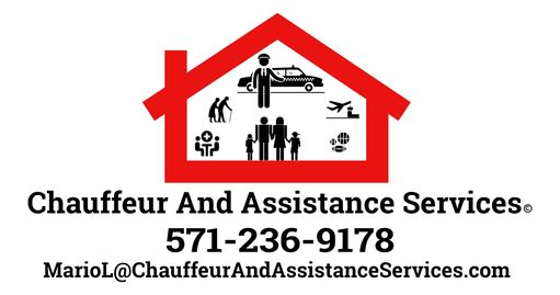 Image result for Chauffeur and assistance services logo