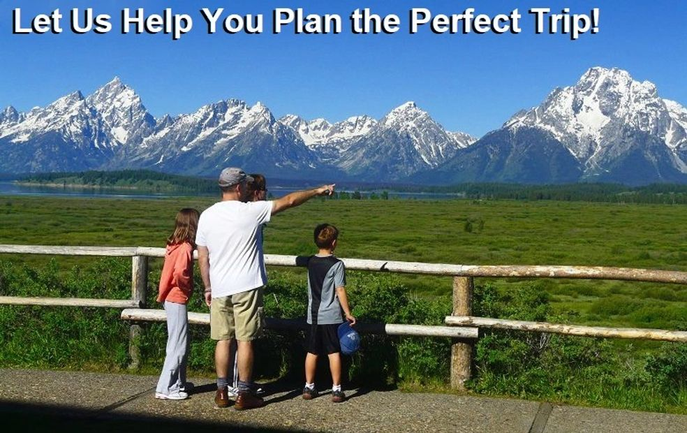 Grand Teton National Park Vacation Planning