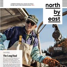 Suzanne Rico profiles John Olson, Maine's oldest lobsterman, in Down East Magazine.