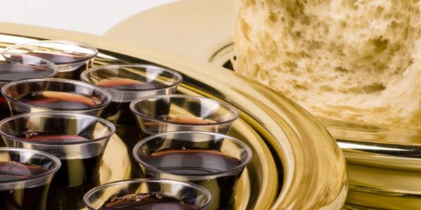 Communion Sacrament Photo