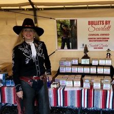 Scarlett Darlin', SASS Shooter, Cowboy Action Shooting Bullets, Powder, Primers,