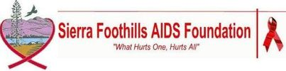 Sierra Foothill AIDS Foundation logo