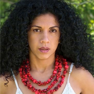 Lula Castillo  is the founder of Natural Sur- Organic Jewelry. She designs and makes the jewelry.