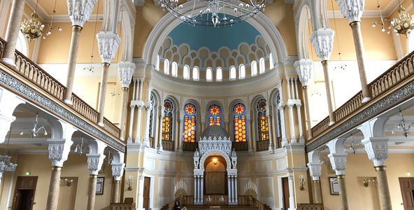 Grand Choral Synagogue, St Petersburg, Russia