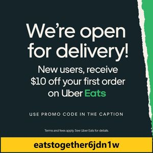 Use code: eatstogether6jdn1w and Get $10 off your first order!