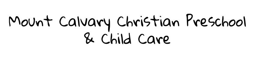 Mount Calvary Christian Preschool and Childcare
