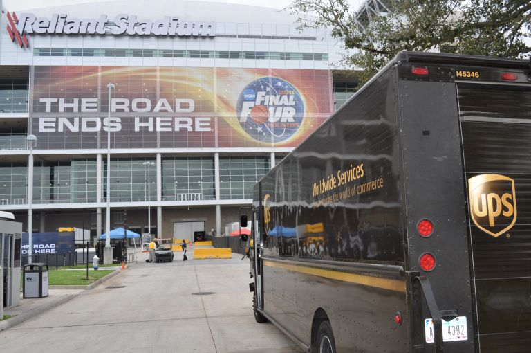 Bringing businesses together through creative partnership development. UPS at the Final Four.