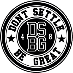 Don't Settle, Be Great