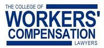 Membership in The College of Workers' Compensation Lawyers Logo