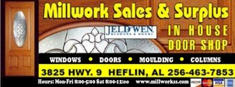 MIllwork sales & surplus