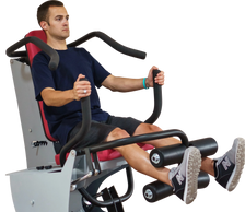 hydraulic fitness equipment multi-gym total power 3-in-1 pace aerostrength hydrafitness machine