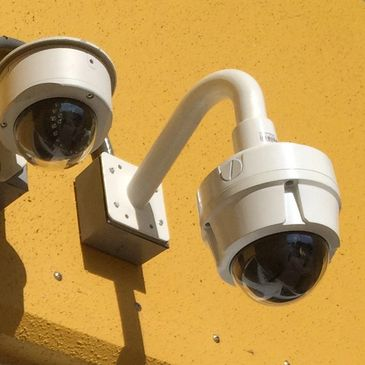 Security systems, Security camera installation