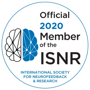 International Society for Neurofeedback member. Specific membership in neuroscience societies is very exclusive and requires strict credentials to qualify.
