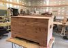 Aromatic Cedar Hope Chest -  4'x2'x2' starting at $400.00 ; Other sizes available; Inside trays or shelves at additional cost; Natural Finish only;